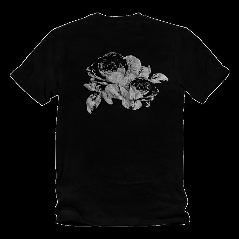 Rosenkavalier Tee – Black (Back)