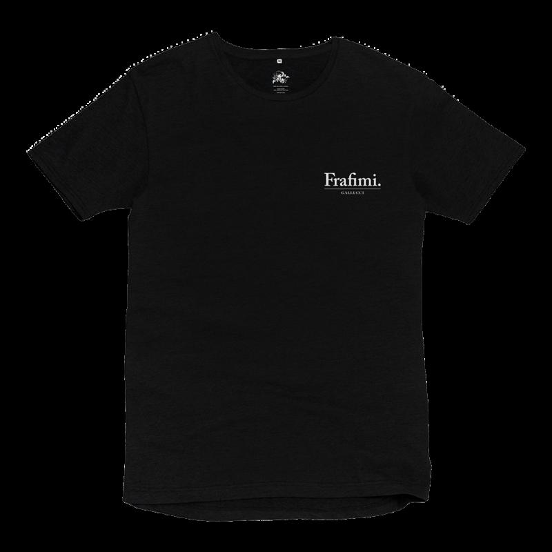 Understatement Tee – Black (Front)
