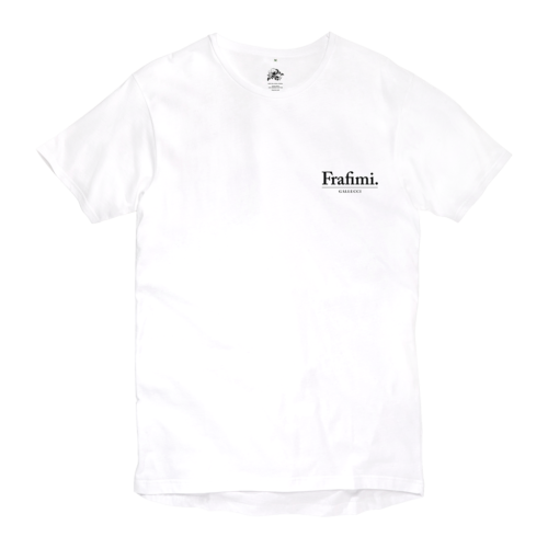 Understatement Tee – White (Front)