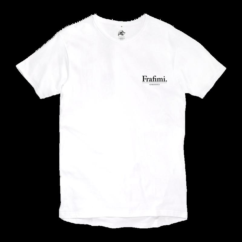Understatement Tee – White (Front)